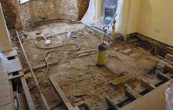 Soutěžní rekonstrukce: Kuchyně aobývací pokoj ve stylu Provence