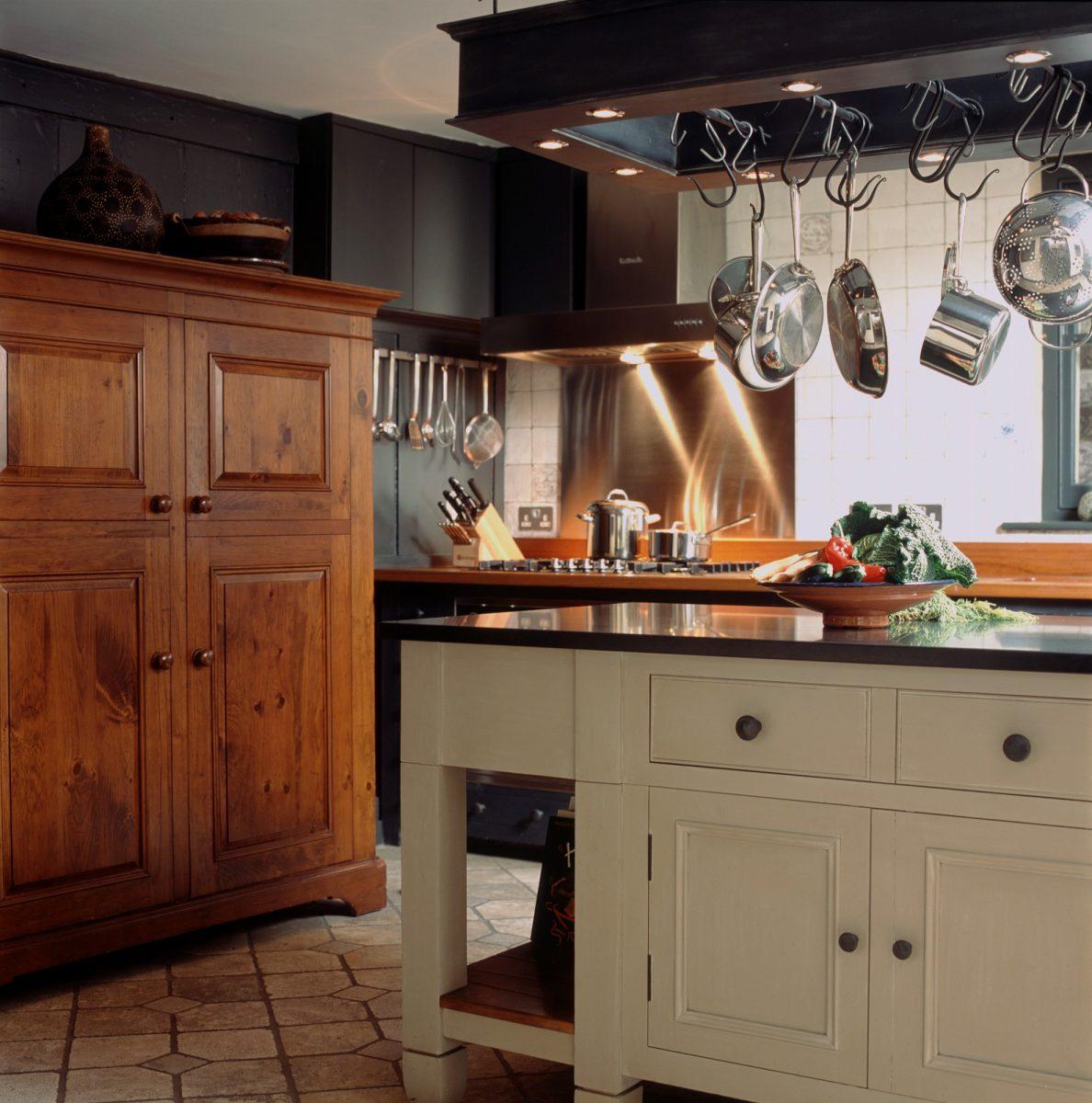 Soutěžní rekonstrukce: Kuchyň pobabičce