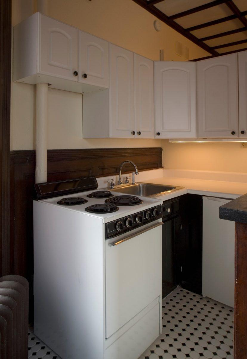 Jak se staví sen: Stylová kuchyň vúzkém prostoru