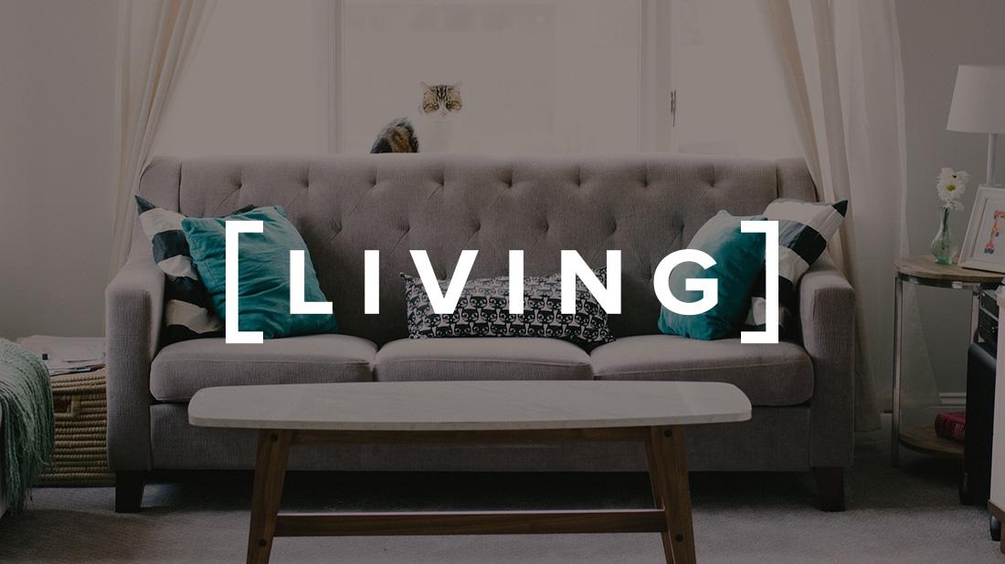 Soutěžní rekonstrukce: Obývací pokoj vPraze
